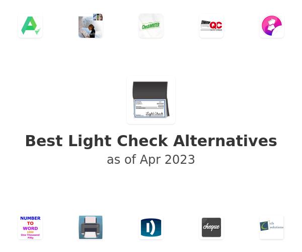 Best Light Check Alternatives