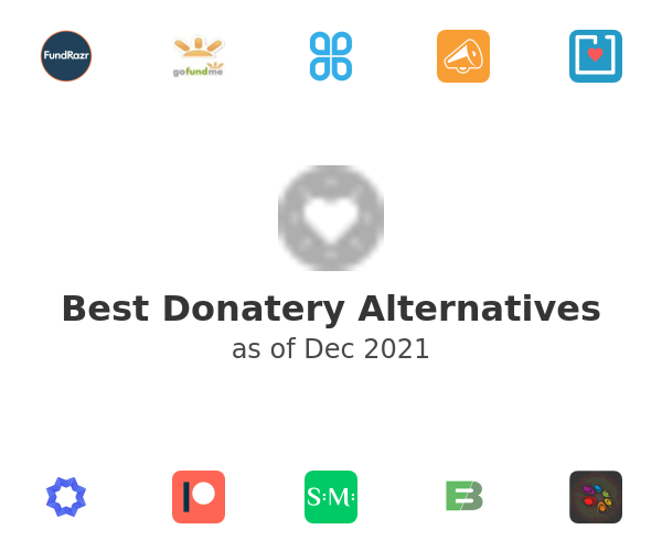 Best Donatery Alternatives