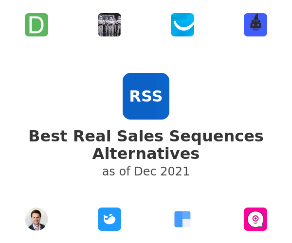 Best Real Sales Sequences Alternatives