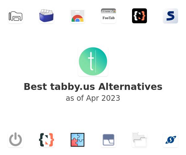 Best tabby.us Alternatives