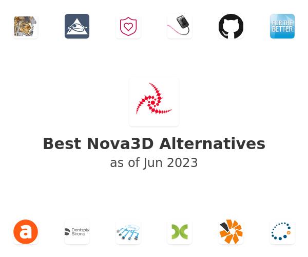 Best Nova3D Alternatives