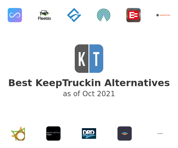 Best KeepTruckin Alternatives