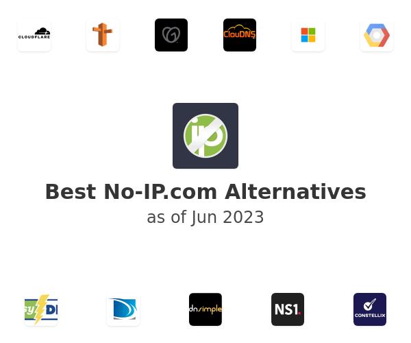 Best No-IP.com Alternatives