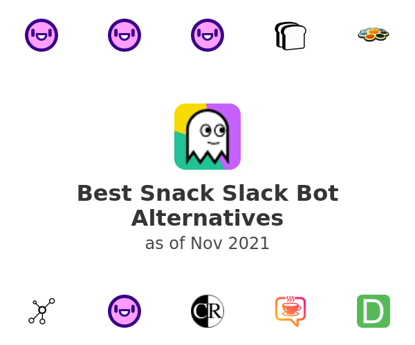 Best Snack Slack Bot Alternatives
