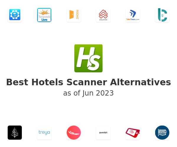 Best Hotels Scanner Alternatives