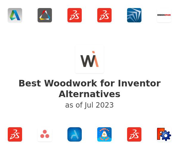 Best Woodwork for Inventor Alternatives