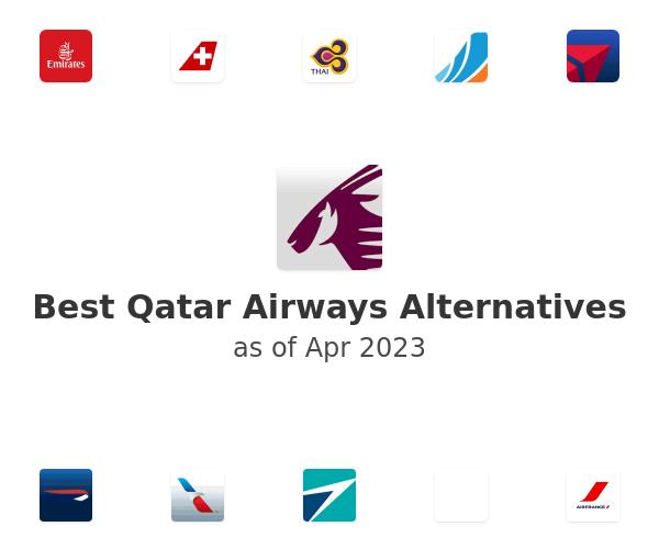 Best Qatar Airways Alternatives