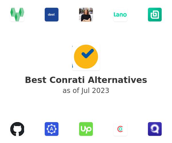 Best Conrati Alternatives