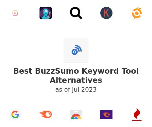 Best BuzzSumo Keyword Tool Alternatives