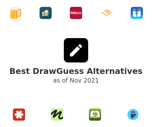 Best DrawGuess Alternatives