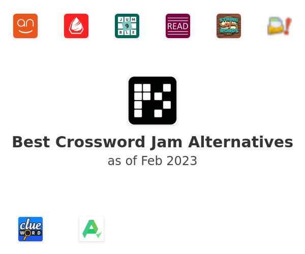 Best Crossword Jam Alternatives