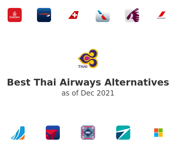 Best Thai Airways Alternatives