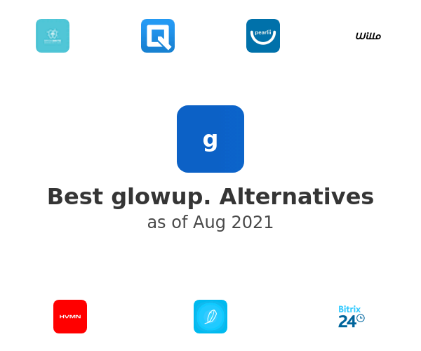 Best glowup. Alternatives