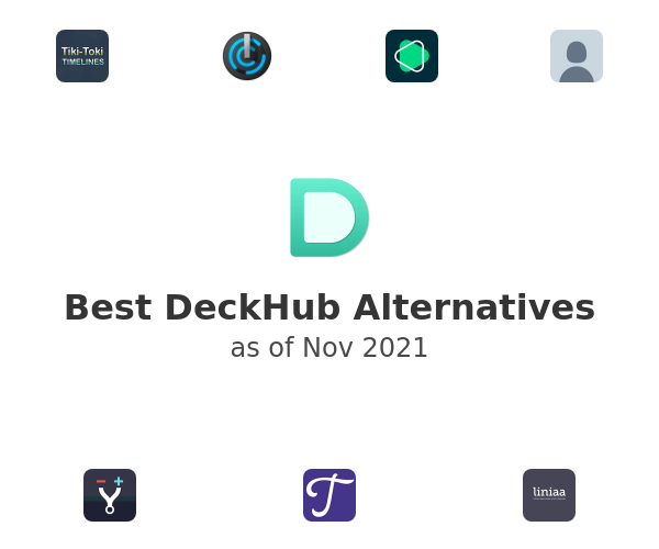 Best DeckHub Alternatives