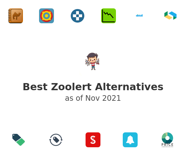 Best Zoolert Alternatives