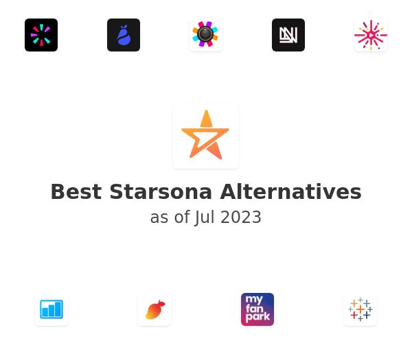 Best Starsona Alternatives