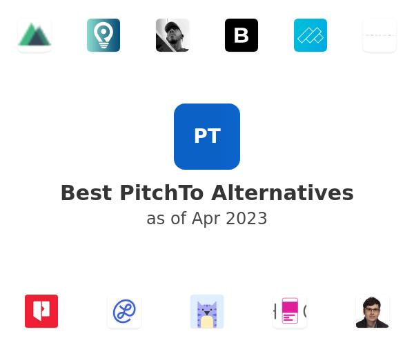 Best PitchTo Alternatives