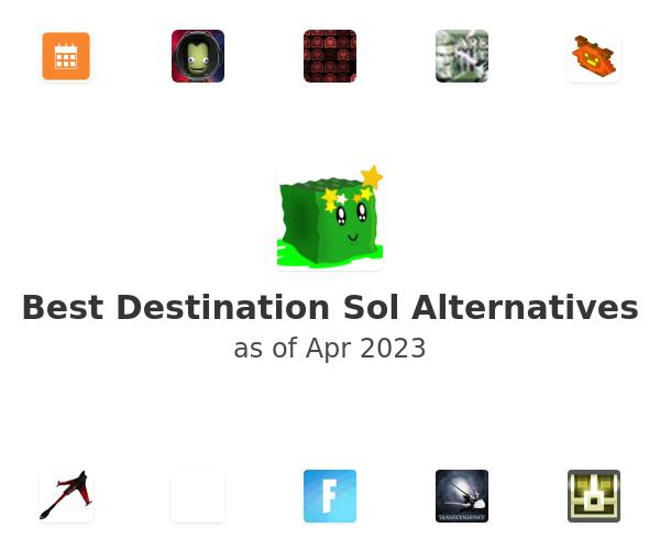 Best Destination Sol Alternatives