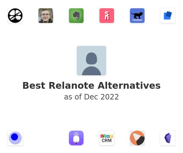 Best Relanote Alternatives