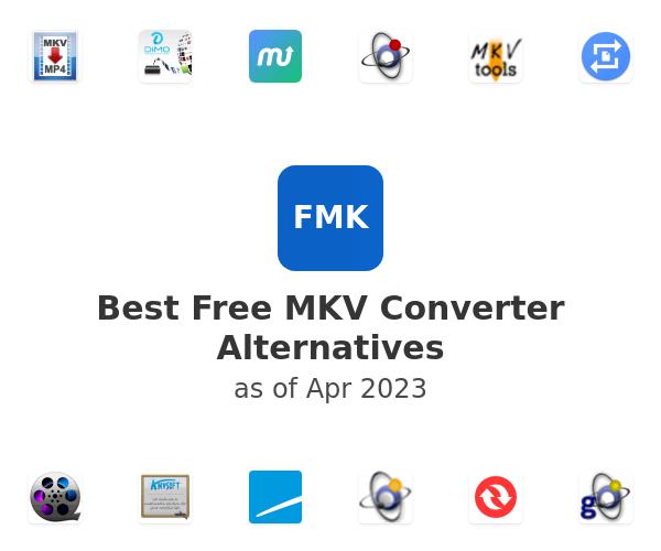 Best Free MKV Converter Alternatives