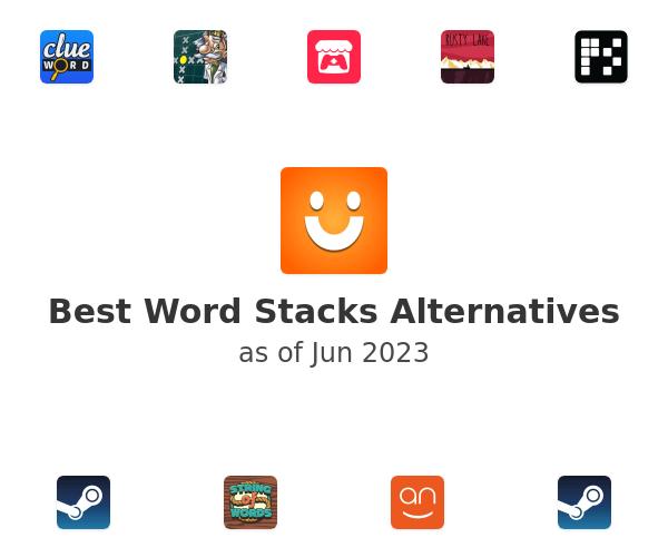 Best Word Stacks Alternatives