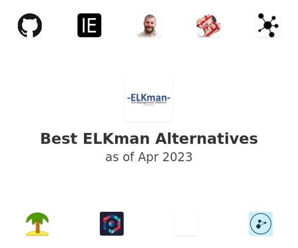 Best ELKman Alternatives