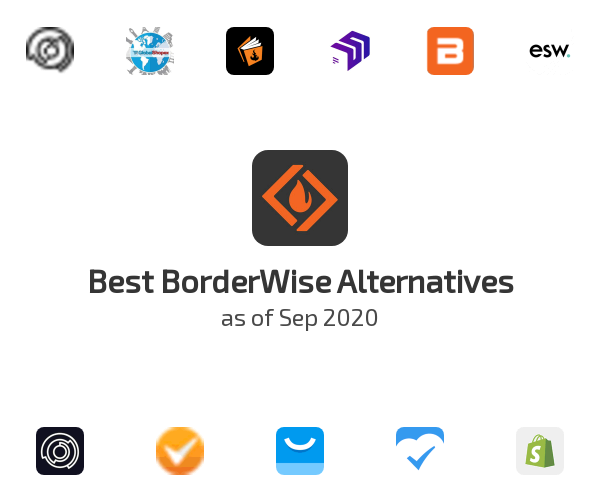 Best BorderWise Alternatives