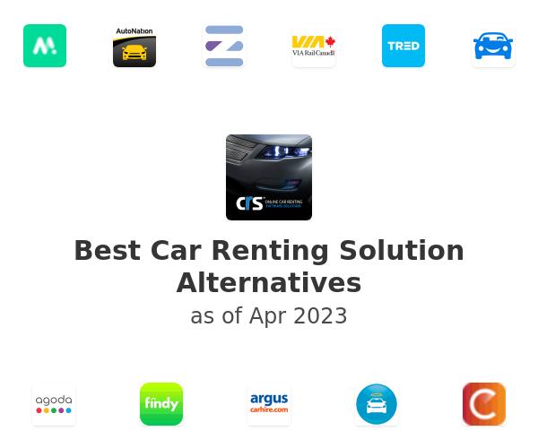 Best Car Renting Solution Alternatives