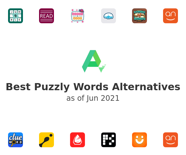 Best Puzzly Words Alternatives