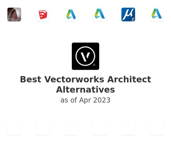Best Vectorworks Architect Alternatives
