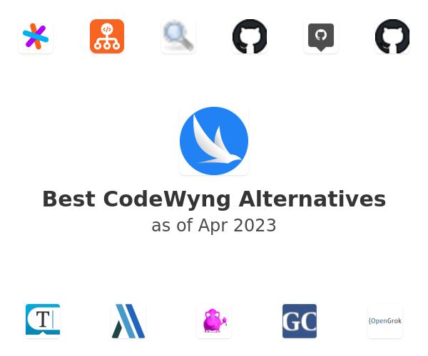Best CodeWyng Alternatives