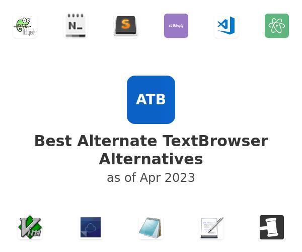 Best Alternate TextBrowser Alternatives
