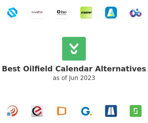 Best Oilfield Calendar Alternatives