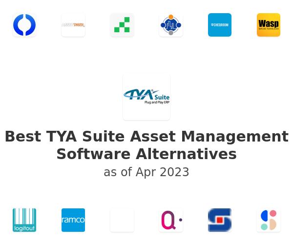 Best TYA Suite Asset Management Software Alternatives