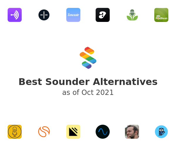 Best Sounder Alternatives