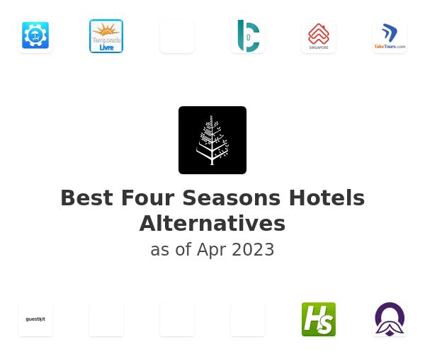 Best Four Seasons Hotels Alternatives