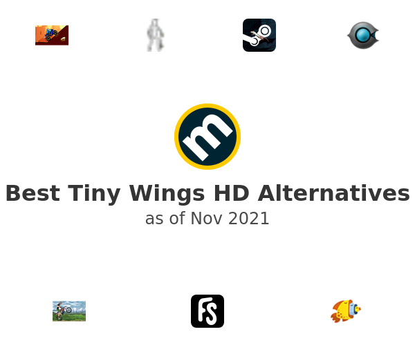 Best Tiny Wings HD Alternatives