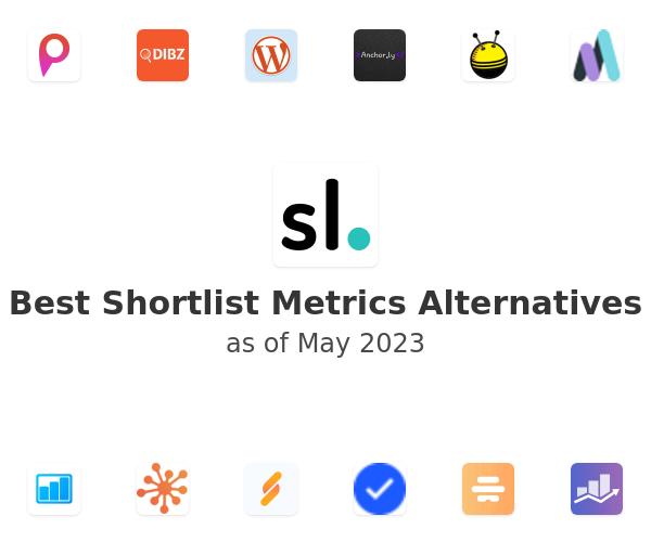 Best Shortlist Metrics Alternatives