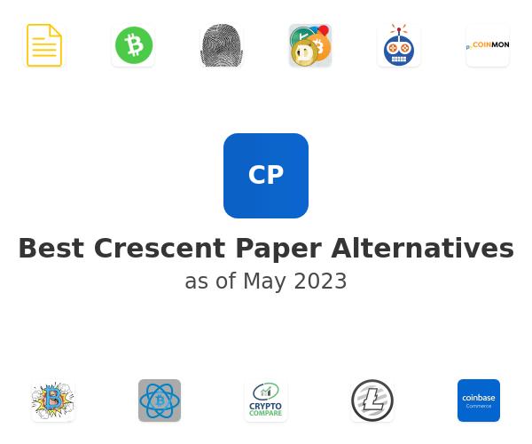 Best Crescent Paper Alternatives