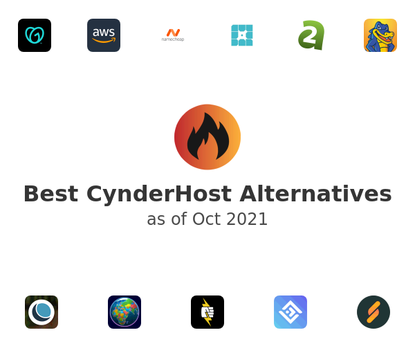 Best CynderHost Alternatives