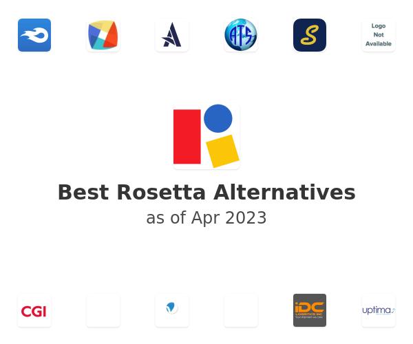 Best Rosetta Alternatives
