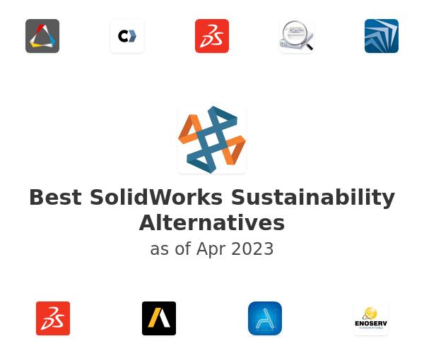 Best SolidWorks Sustainability Alternatives