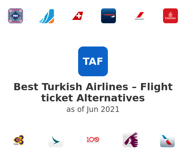 Best Turkish Airlines – Flight ticket Alternatives