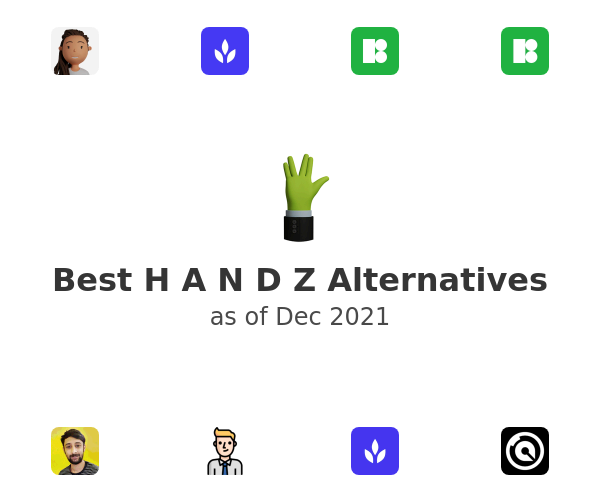 Best H A N D Z Alternatives