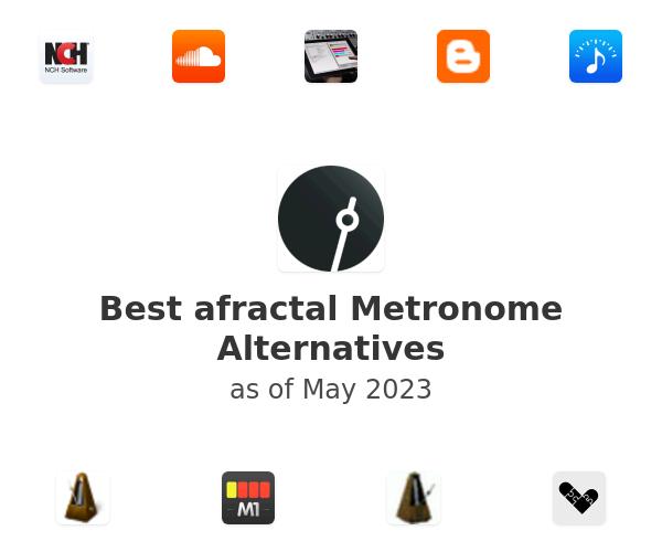 Best afractal Metronome Alternatives