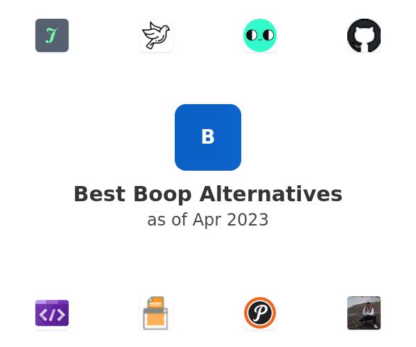 Best Boop Alternatives