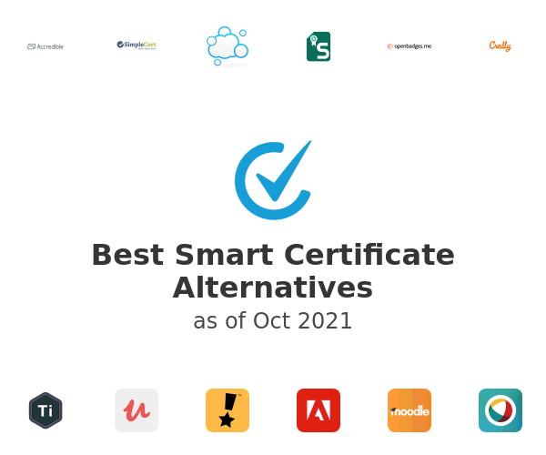 Best Smart Certificate Alternatives