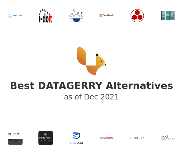 Best DATAGERRY Alternatives