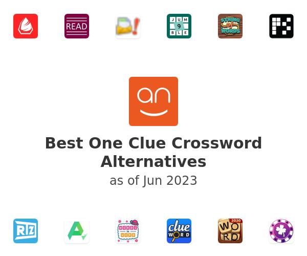 Best One Clue Crossword Alternatives