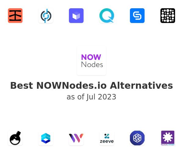 Best NOWNodes.io Alternatives